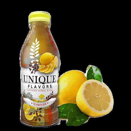 """Teamonade """"Real lemon juice tea"""""""