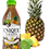 """Thumbnail: 12 pk 100% All Natural Pineapple Lime Tea """"by the case"""