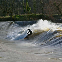 rail surfing pic by Jacques Robert