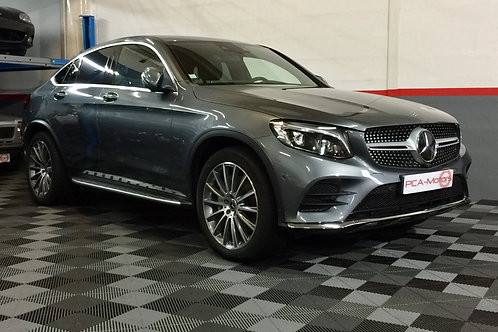 MERCEDES GLC COUPÉ 300 4MATIC FASCINATION PACK AMG