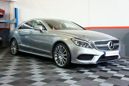 MERCEDES CLS 350 4MATIC FASCINATION