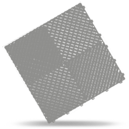 Dalle Aluminium Foncé