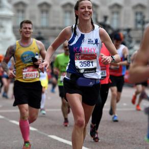 Kathy's London Marathon