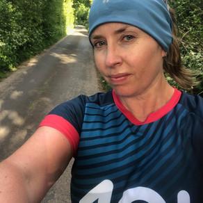 Helen Sargison - Run, Talk, Donate!