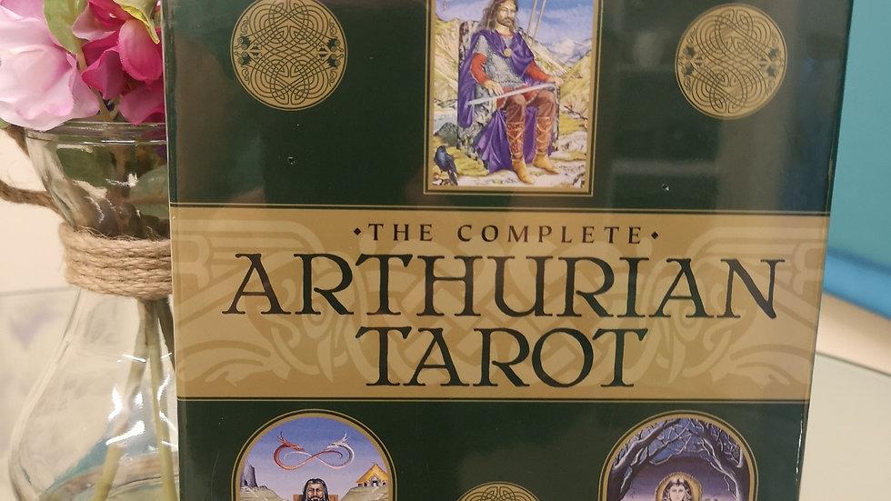 The Complete Arthurian Tarot