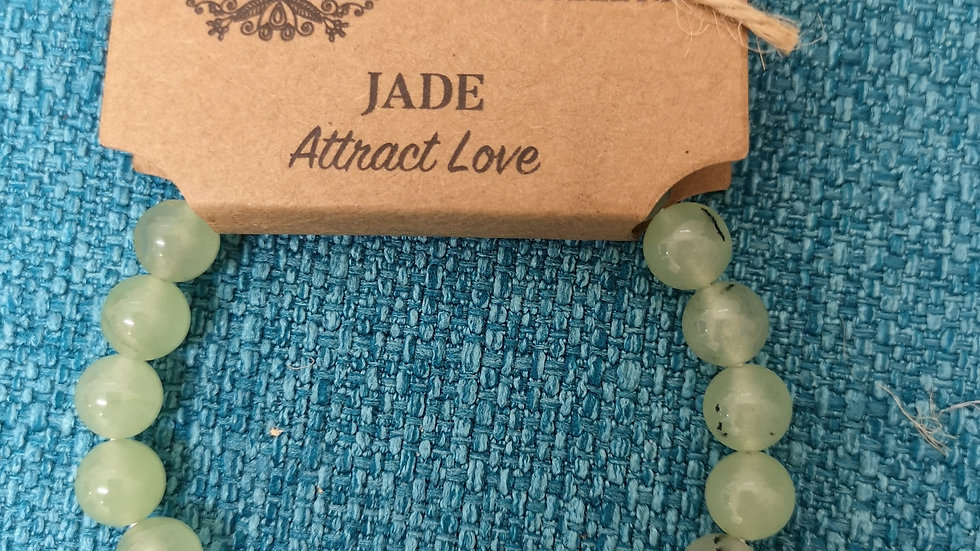 Jade Power Bracelet