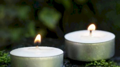 Unscented Tealight (4hr) pack of 10.