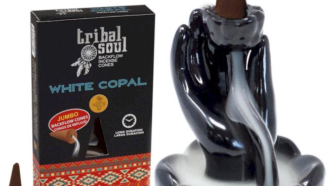 Tribal Soul Premium Backflow Incense Cones