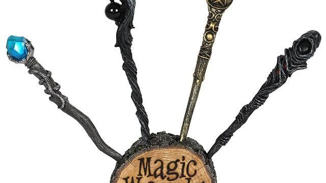 WICCAN WANDS