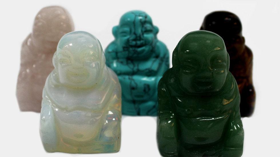 Gemstone Buddha's