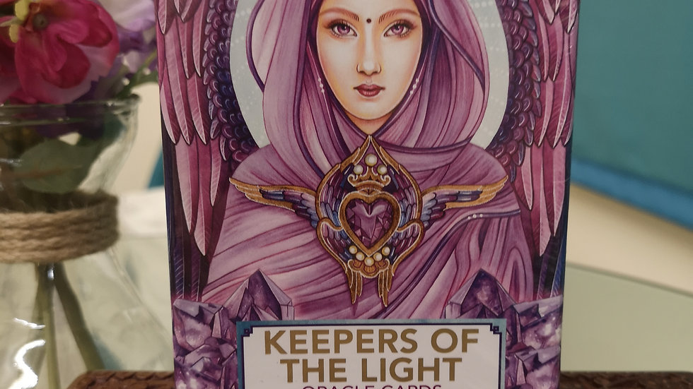 Keepers of the Light Cards by Kyle Gray