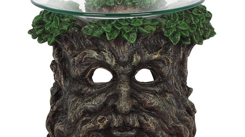 10CM GREEN MAN OIL BURNER
