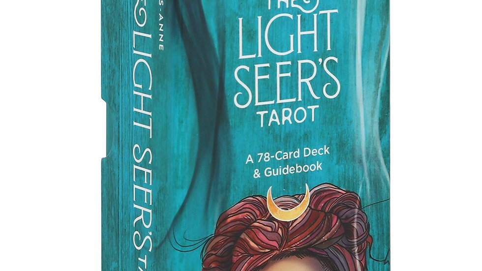 THE LIGHT SEER'S TAROT CARDS