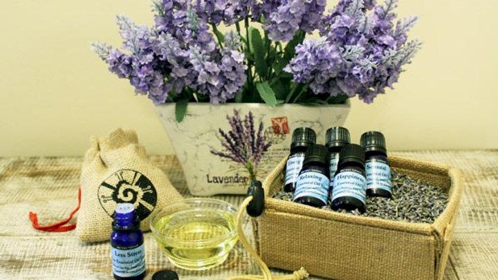 Ancient Wisdom Essential Oil Blends - 10ml