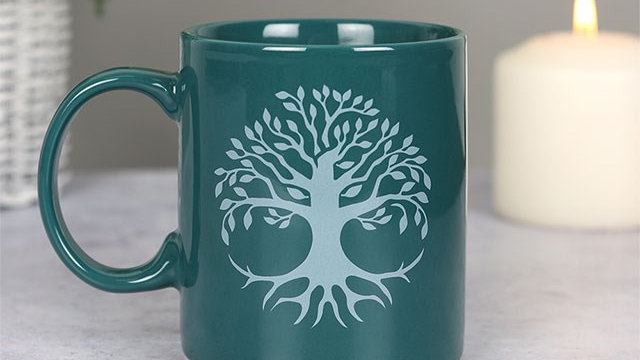 THE TREE OF LIFE MUG
