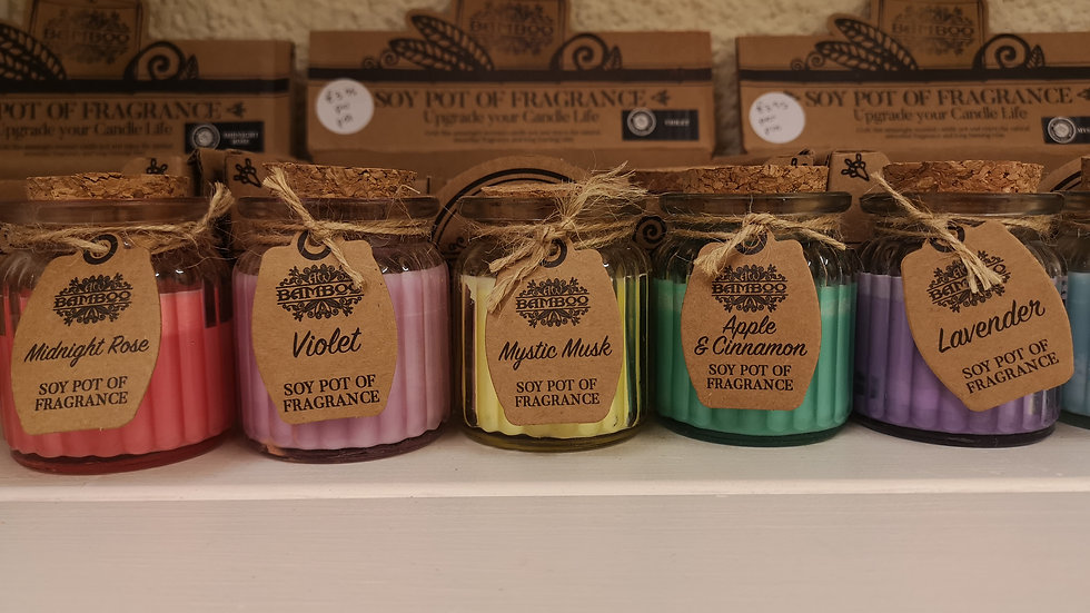 Soy Pot of Fragrance