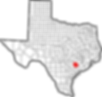 Lavaca County in Texas.png