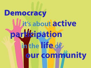 The LWV Observer Corps & Living Democracy