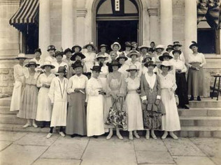 Celebrating of 100 Years of Voting Rights for Texas Women