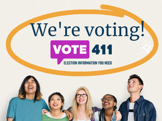 VOTE411 Prep for Local Elections