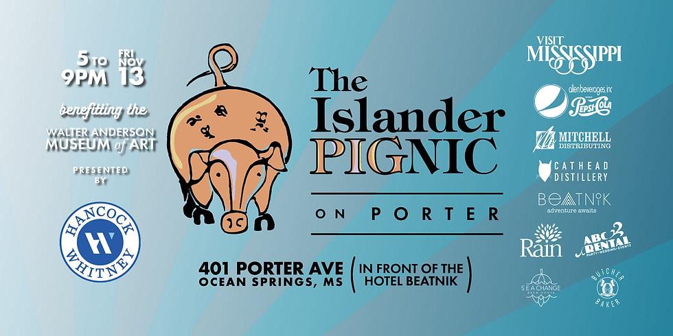 The Islander PIGnic on Porter
