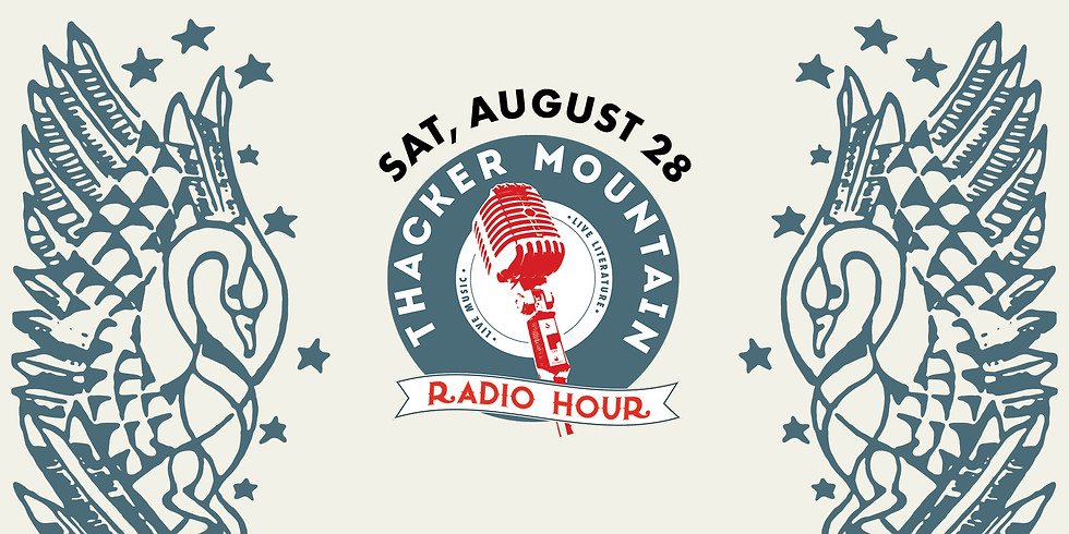 Thacker Mountain Radio LIVE in Ocean Springs