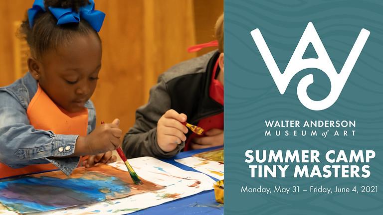 Tiny Masters Summer Camp
