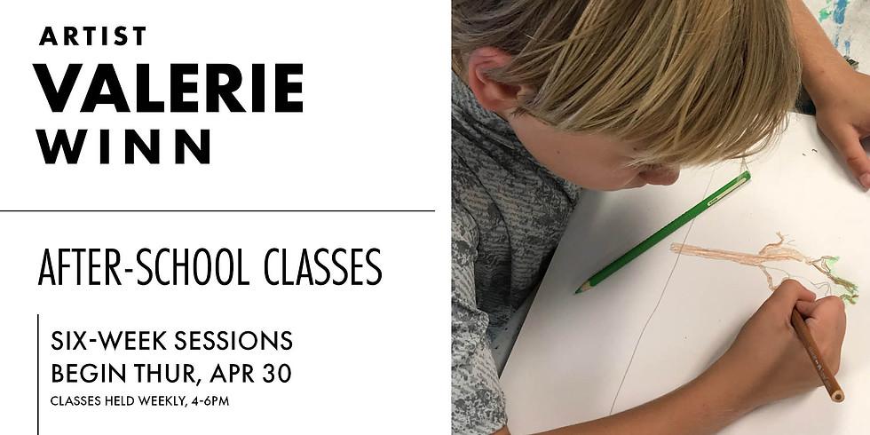 After School Art Class with Valerie Winn | ages 10-16