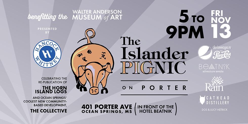 The Islander PIGnic on Porter (1)