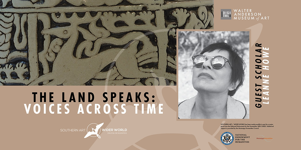 The Land Speaks: Voices Across Time