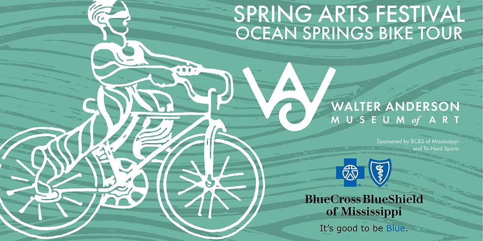 Walter Anderson Spring Arts Festival Bike Tour