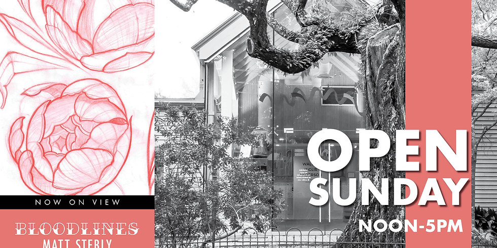 """Open Sunday 