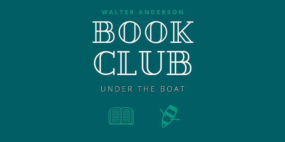 Book Club Under the Boat
