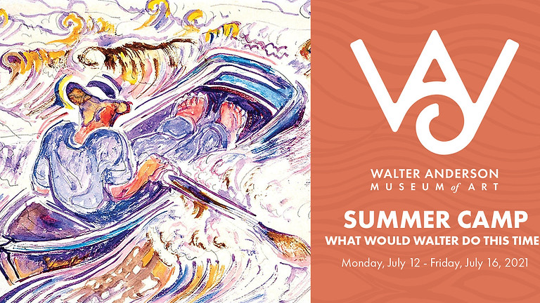 What Would Walter Do This Time? | Ages 8-12 Summer Camp