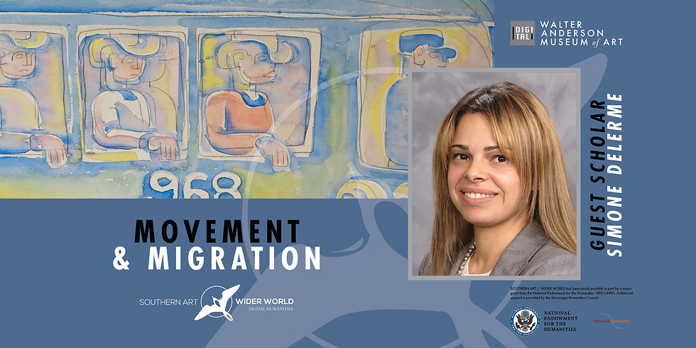 Movement & Migration | Southern Art/Wider World