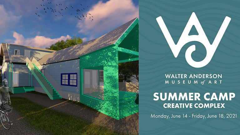 Building the Future Design Camp | Ages 8-12 Summer Camp