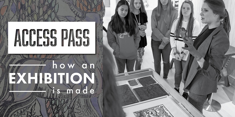 Access Pass: how an exhibition is made