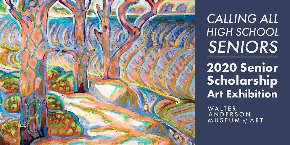DEADLINE for Senior Scholarship Digital Art Exhibition