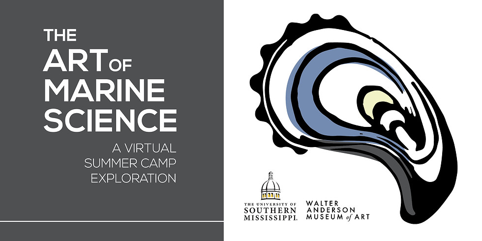 The Art of Marine Science   Virtual Camp