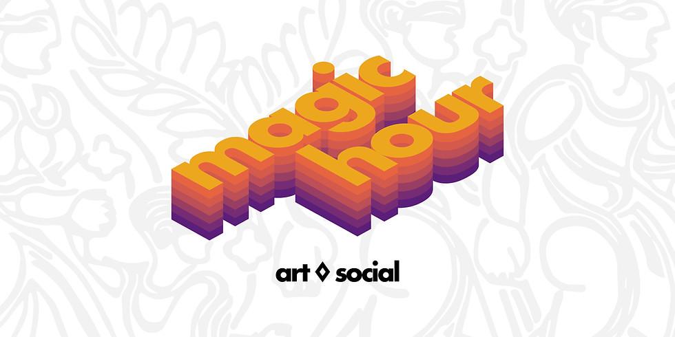 Magic Hour | art x social