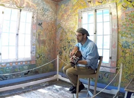 Little Room Sessions - Eric Stracener