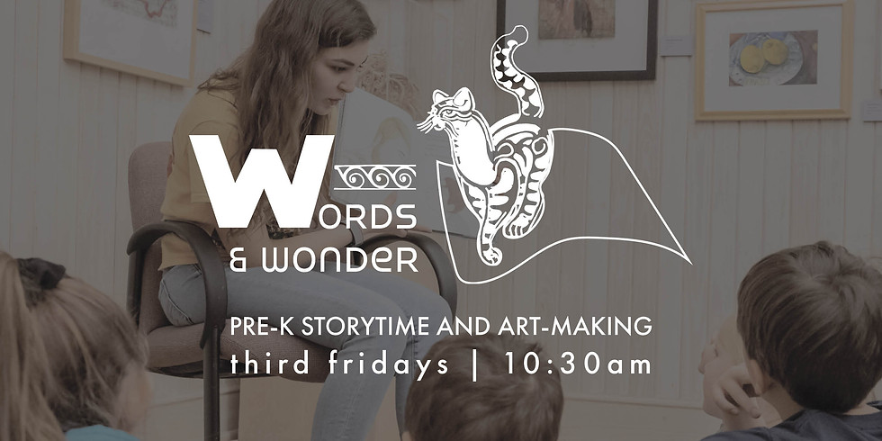 Words and Wonder