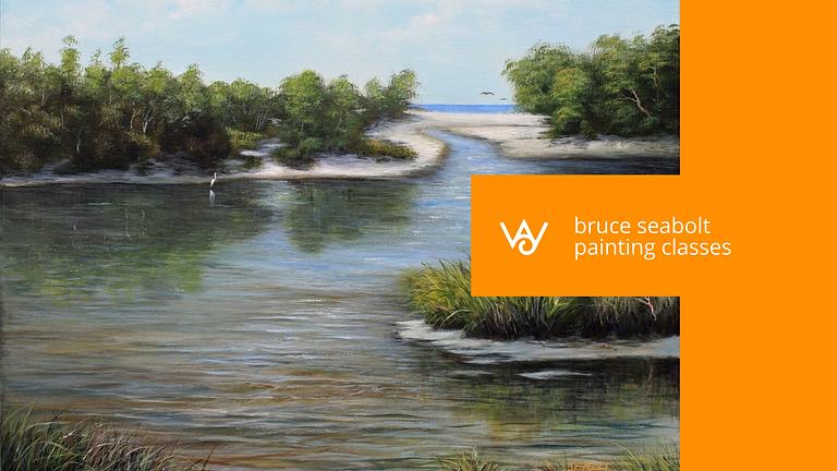 Acrylic Painting with Bruce Seabolt