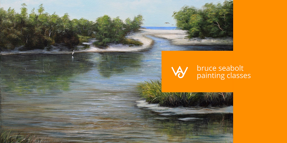 Oil Painting with Bruce Seabolt