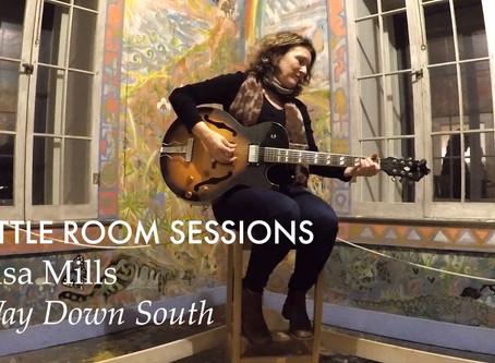 Little Room Sessions - Lisa Mills