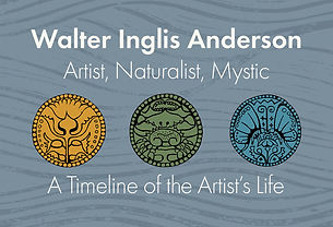 Walter Anderson Timeline Slideshow Cover