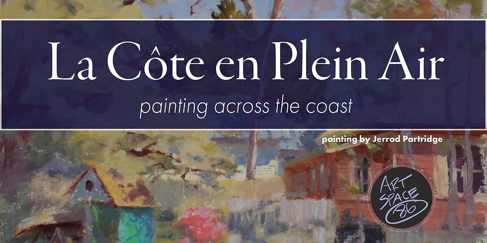 POSTPONED: La Côte en Plein Air: Painting Across the Coast