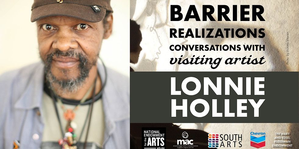 Barrier Realizations: Conversations with Lonnie Holley