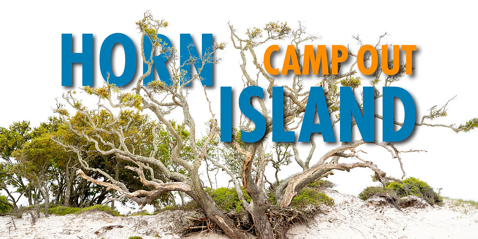 Horn Island Camp Out