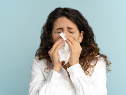 Die Historie der Allergie